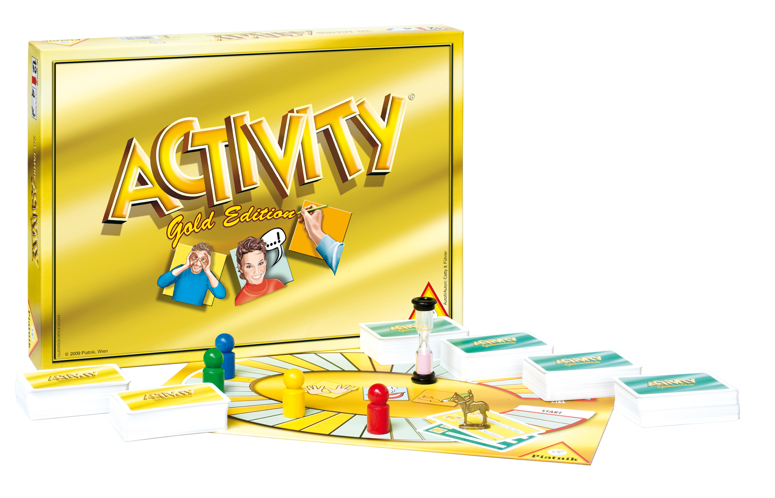 Activity® Gold Edition