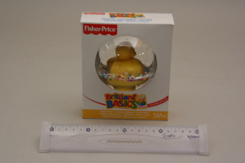 Fisher Price Kačenka v kouli 75676