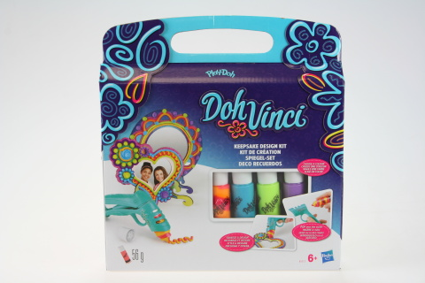 Play Doh Dohvinci mirror set