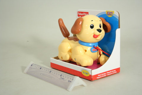Fisher Price tahací Snoopy H9447
