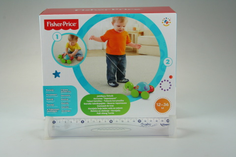 Fisher Price Tahací želvička Y8652