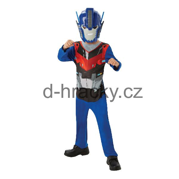 Optimus Prime action suit