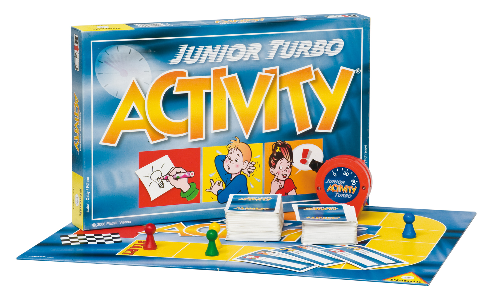 Activity® Junior Turbo
