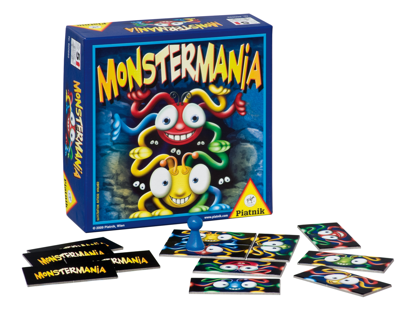 Piatnik Monstermania