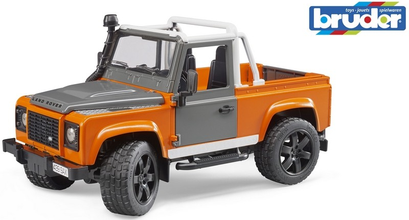 Bruder 2591 Land Rover Pick - Up