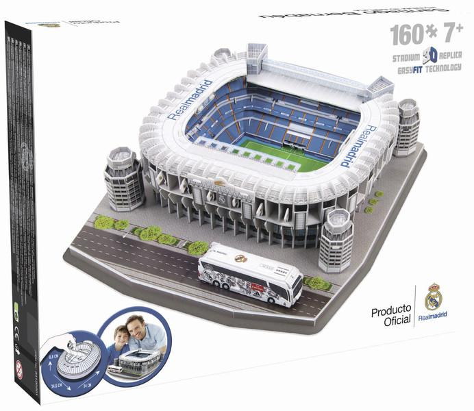 Nanostad: SPAIN - Santiago Bernabeu (Real Madrid)