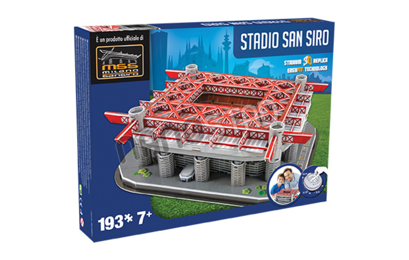 Nanostad: ITALY - San Siro (Inter's packaging)