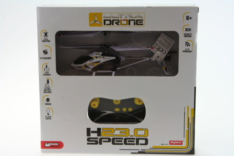 Ultradrone I/R H23.0 SPEED helicopter