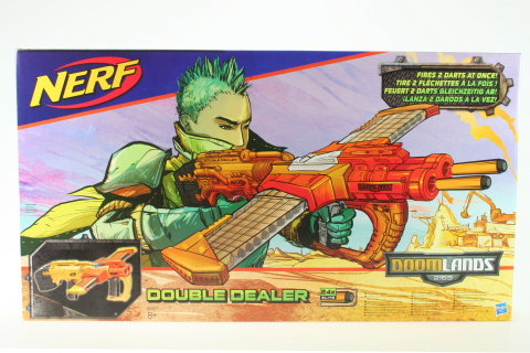 Nerf Doomlands - Double-Dealer