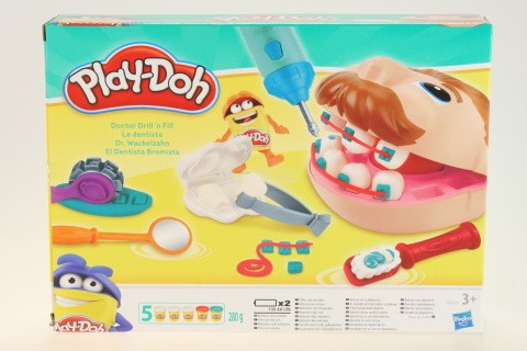 Play Doh Zubař