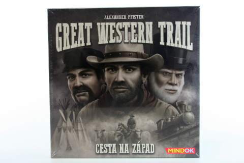 Great Western Trail - Cesta na západ