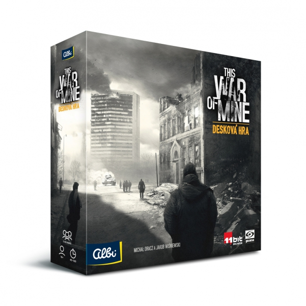 This War of Mine Desková hra
