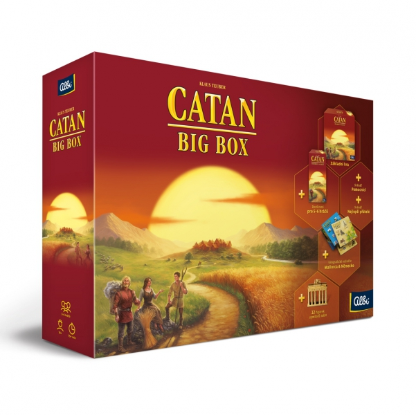 Albi Catan: Big Box