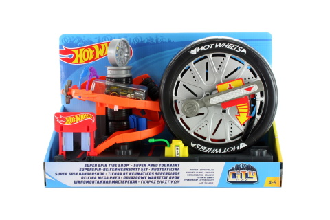 Hot Wheels City deluxe set FNB15