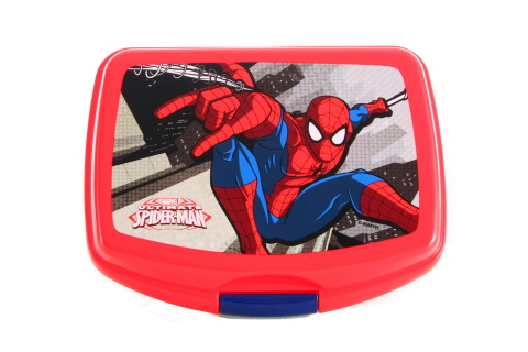 Svačinový box Spiderman