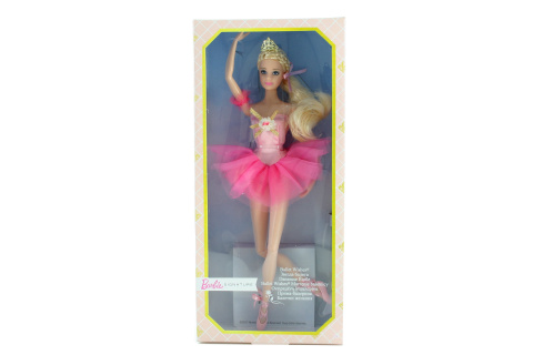 Barbie Baletka DVP52
