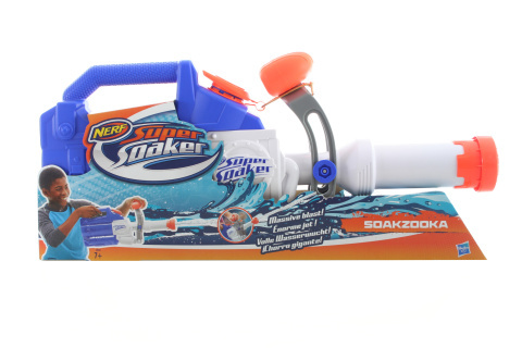 Nerf SuperSoaker Soakzooka