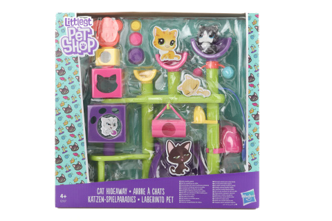 Littlest Pet Shop Set kočičí domeček