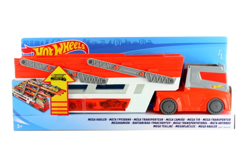 Hot Wheels mega tahač FTF68