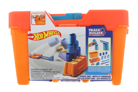 Hot Wheels Track builder barel GCF91