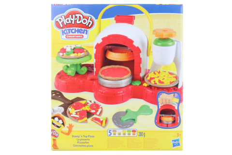 Play-Doh Pec na pizzu